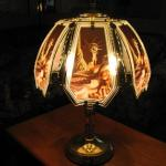 STATUE OF LIBERTY TOUCH LAMP