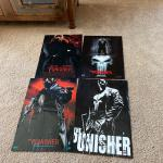 4 (2004) The Punisher movie Posters