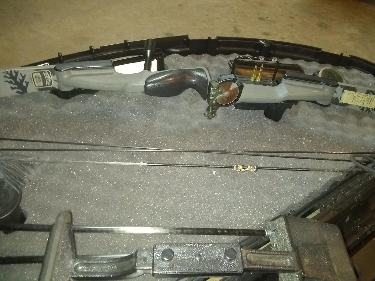 Photo 4 of Hunting equipment