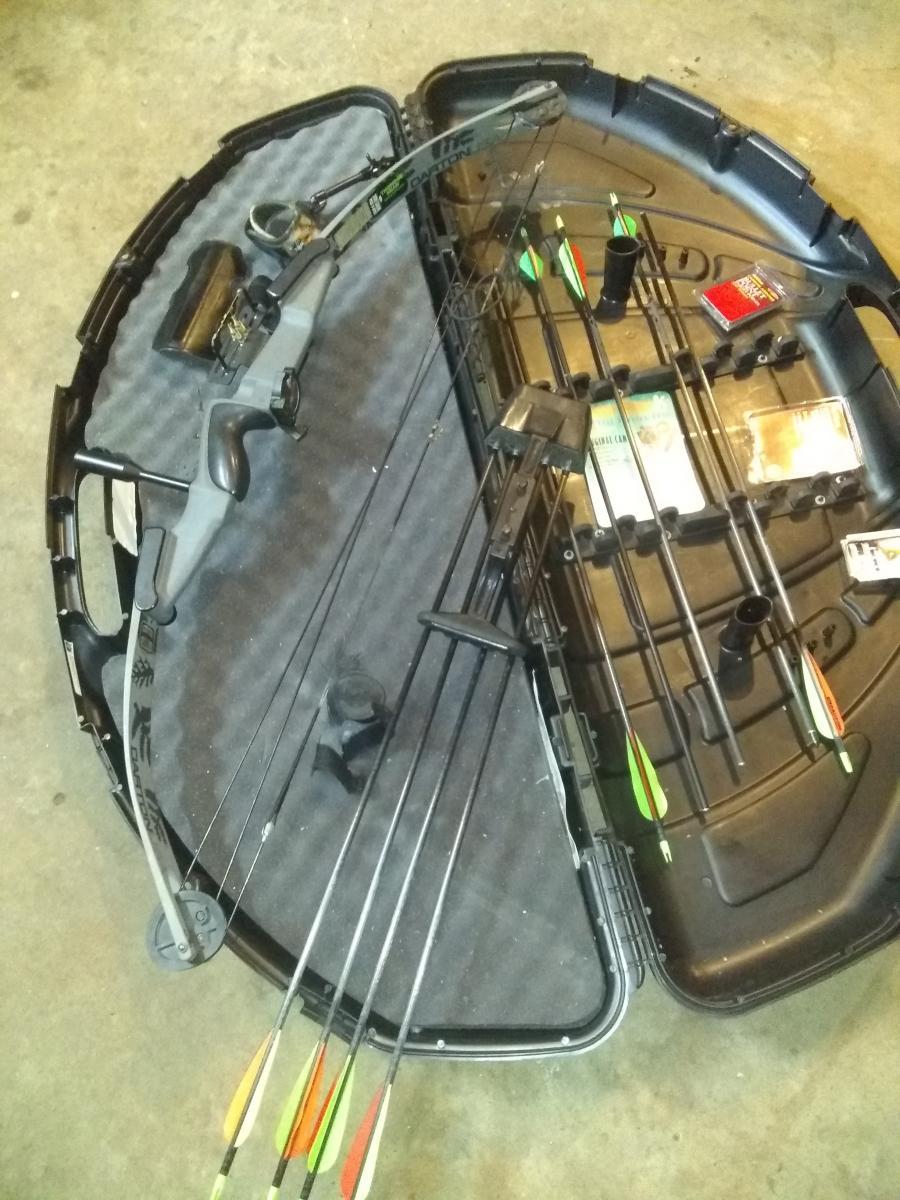 Photo 3 of Hunting equipment