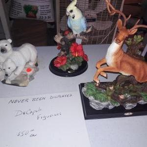 Photo of DeCapli Figurines