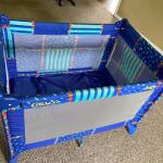 Graco travel cot for infant