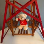 Vintage Doll Swing--Great for doll collectors