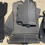 BMW 5 Series Rubber Mats OEM Full set