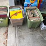 Huge lot of vinyl
