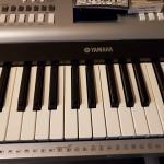 Portable Grand DGX-520 Yamaha Keyboard