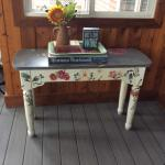 FARMHOUSE COTTAGE STYLE TABLE
