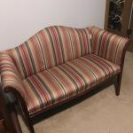 Vintage Antique Love Seat