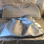 NEW Black Leather Convertible Top Cover for Volkswagon Beetle