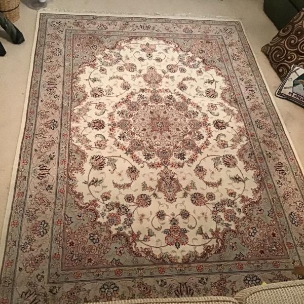 Photo of Oriental rug