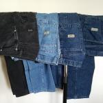 4 pair 30x30 Men's Wrangler Carpenter Jeans