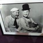 Vintage Movie Poster  & Beatle Banner