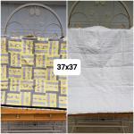 (4) Nice & Clean Homemade Quilts. $30 each or $100 all (4).