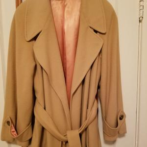 Photo of Pure Cashmere Coat