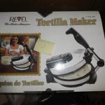 tortilla maker