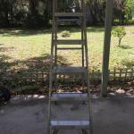 6 ft Aluminum Louisville Ladder
