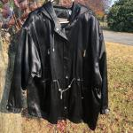 Black 2x size Jacket