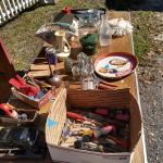 Yard sale at 2160 Freedom Star drive
