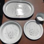 Noritake Dish set for 12