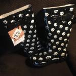 New rain boots