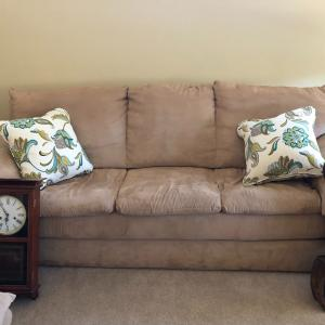 Photo of Tan sofa