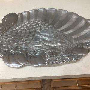 Photo of Lenox turkey platter