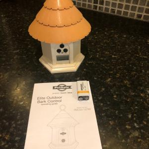 Photo of PetSafe outdoor ultrasonic dog bark deterrent