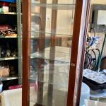 Wall-Mount Curio Cabinet