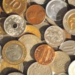 1 Random Foreign coin