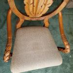 Beautiful Walnut Side Chair