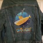 Easy Care Denium Jacket