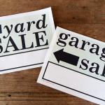 MOVING GARAGE/YARD SALE