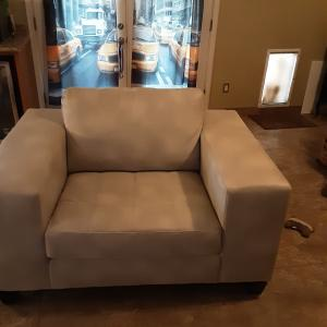 Photo of Leather chair