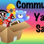 Community Yard Sale: Clover/Lake Wylie