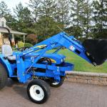 New Holland T1510 4X4, 30HP