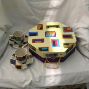 Photo of Coffee/Tea cup set