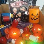 Lot of Halloween Decorations