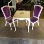 Princess Chairs and Table