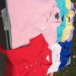 Vineyard vines and RL Polo Ts.  Sm an7 in all, price firm d xxls ,
