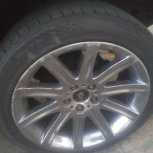 Photo of Rims and tires
