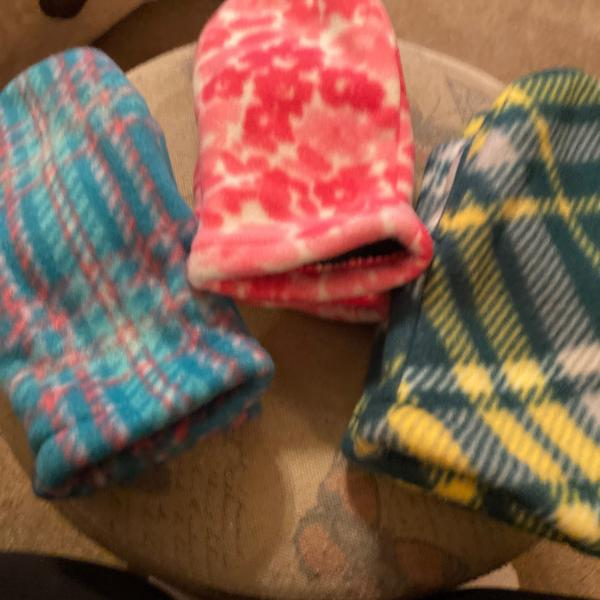 Photo of Home made mittens