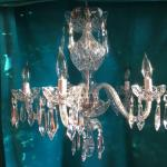 Comeragh Waterford 5- Arm Chandelier