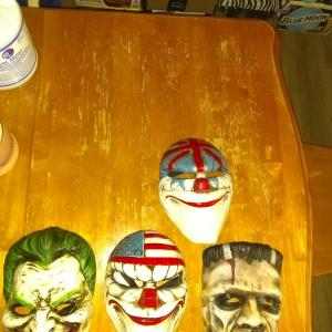 Photo of Authentic Halloween Masks