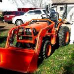 2006 Kubota B7510 HSD 4WD Tractor