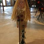Hand made Christmas Angel
