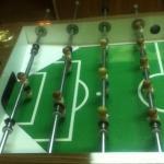 Tournament Soccer football table