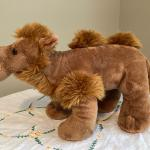 Camel Build-a-Bear-- soooo CUTE!