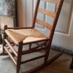 Older rocking chair