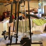 lift wieght  machine