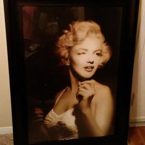 Photo of Marilyn Monroe Poster